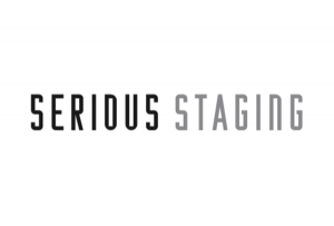 serious staging logo